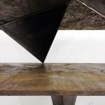 """architekturbüro wolfgang rossbauer, """"Equilibrium"""", Swiss Art Award für Architektur, 2013, Detail, Foto: Rossbauer"""