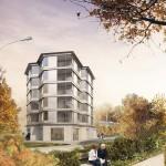 architekturbüro wolfgang rossbauer, Alterszentrum Hochweid, Kilchberg, Schweiz, 2013–2017, Abb.: Rossbauer