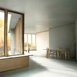 architekturbüro wolfgang rossbauer mit Hull Inoue Radlinsky, Volksschule Marzili, Bern, Schweiz 2014–2019,  Abb.: Rossbauer