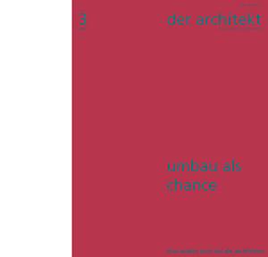 Architekt Lehre umbau und lehre bda der architekt