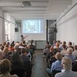 Pecha-Kucha-Nacht im Architekturschaufenster, Foto: Till Budde