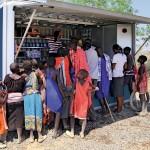 Graft, Solarkiosk, Botswana, Äthiopien, Kenia, Ruanda, Tansania, Ghana, 2012 ff.