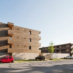 Gewinner des Nike für Neuerung: E % energieeffizienter Wohnungsbau, Deppisch Architekten, Foto: Sebastian Schels