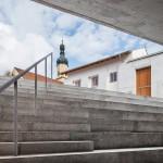 Gewinner des Großen Nike und Nike für Soziales Engagement: Konzerthaus Blaibach, Peter Haimerl Architekten, Foto: Edward Beierle