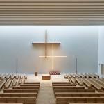 Gewinner des Nike für Symbolik: Propsteikirche St. Trinitatis, Schulz und Schulz Architekten, Foto: Stefan Müller