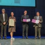 Gewinner des Nike für Komposition: Neue Ortsmitte Wettstetten, Bembé Dellinger Architekten und Stadtplaner, Foto: Till Budde