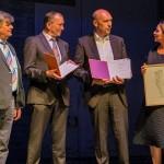 Gewinner des Großen Nike und Nike für Soziales Engagement: Konzerthaus Blaibach, Peter Haimerl Architekten, Foto: Till Budde