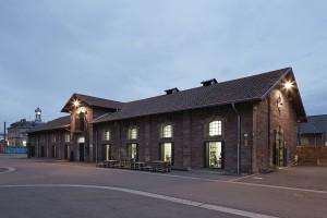 umbau und sanierung großviehstall alter schlachthof 15 76131 karlsruhe planung: zwo/elf alter schlachthof 15 76131 karlsruhe www.zwo-elf.de