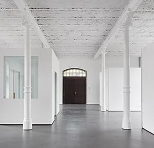 umbau und sanierung großviehstall im alten schlachthof karlsruhe planung: zwo/elf alter schlachthof 15 76131 karlsruhe www.zwo-elf.de