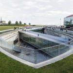BIG – Bjarke Ingels Group, Nationales Schifffahrtsmuseum, Helsingør, Dänemark, Foto: Rasmus Hjortshoj