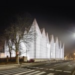 Barozzi/Veiga, Philharmonie Szczecin, Stettin, Polen, Foto: Hufton+Crow