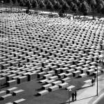 Peter Eisenman, Denkmal für die ermordeten Juden Europas, Berlin 2003-2005, Foto: Eisenman Architects