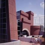 Peter Eisenman, Wexner Center for the Visual Arts, Columbus, USA 1989, Foto: Eisenman Architects
