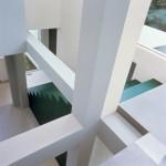 Peter Eisenman, House VI, Cornwall, USA 1975, Foto: Eisenman Architects