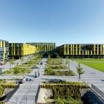 Anerkennung für herausragende Gesundheitsbauten 2016: Hascher Jehle Architektur mit Monnerjan Kast Walter Architekten, Rems-Murr-Kliniken, Winnenden