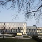 Anerkennung für herausragende Gesundheitsbauten 2016: ARGE GP KFJ und Nickl & Partner Architekten, Kaiser-Franz-Josef-Spital KFJ, Wien, Foto: Werner Huthmacher