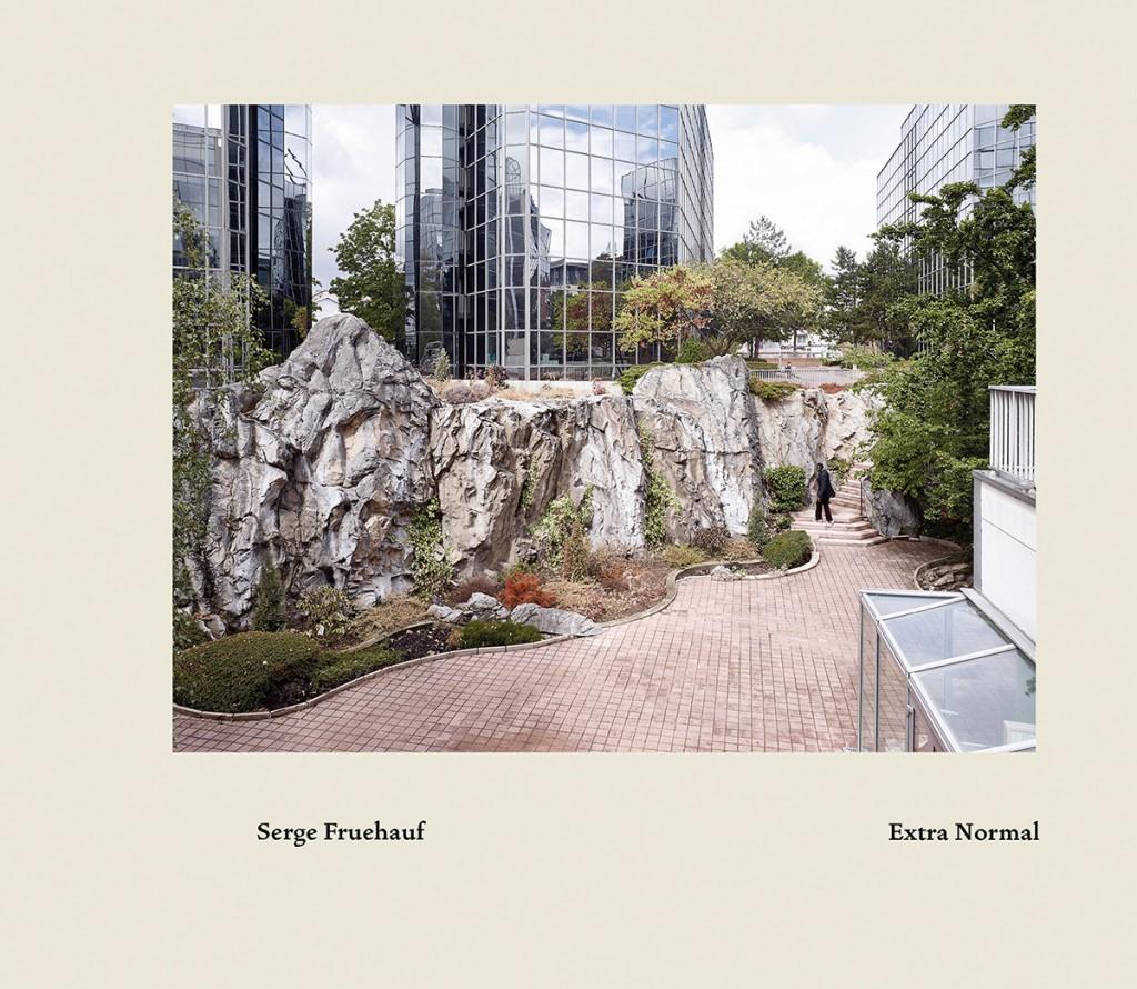 Serge Fruehauf, Extra Normal, Zürich 2016, Cover