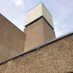 Brandlhuber+ Emde, Burlon, Umbau der St.-Agnes-Kirche, Berlin, 2012–2015  (Sanierung und Ausführung: Riegler Riewe Architekten), Foto: Wikformi (via wikimedia/CC BY-SA 3.0 de)