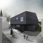 Studio Yonder, HausD, Tuttlingen 2016–2017, Abb.: Yonder
