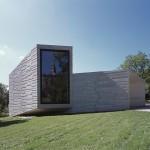 Staab Architekten, Besucherzentrum am Herkules, Kassel 2006–2011, Foto: Jens Achtermann