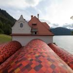 Staab Architekten, Museum der Bayerischen Könige, Hohenschwangau 2009 – 2011, Foto: Marcus Ebener