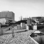 Ruhr-Universität Bochum, Querforum Ost, 1972, Foto: Bau- und Liegenschaftsbetrieb NRW