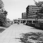 Ruhr-Universität Bochum, Querforum West, 1981, Foto: Bau- und Liegenschaftsbetrieb NRW