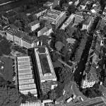 Frank Geiser, Berufsschule GIBB, Bern 1996-1999, Luftbild: Sacha Geiser
