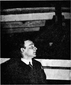 Friedrich Kiesler_Internationale Ausstellung neuer Theatertechnik_Wien 1924_Foto anonym