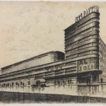 R. Rettig, Atlantik-Kino, 1930, © Deutsches Architekturmuseum, Foto: Uwe Dettmar
