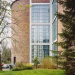 Rudolf Schwarz, Kirche St. Andreas, Essen 1954-1957, Foto: Helene Binet