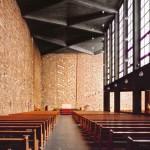 Rudolf Schwarz, Kirche St. Anna, Düren 1951-1956, Foto: Helene Binet