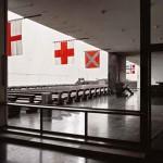 Rudolf Schwarz, Kirche St. Fronleichnam, Aachen 1928-1930, Foto: Helene Binet