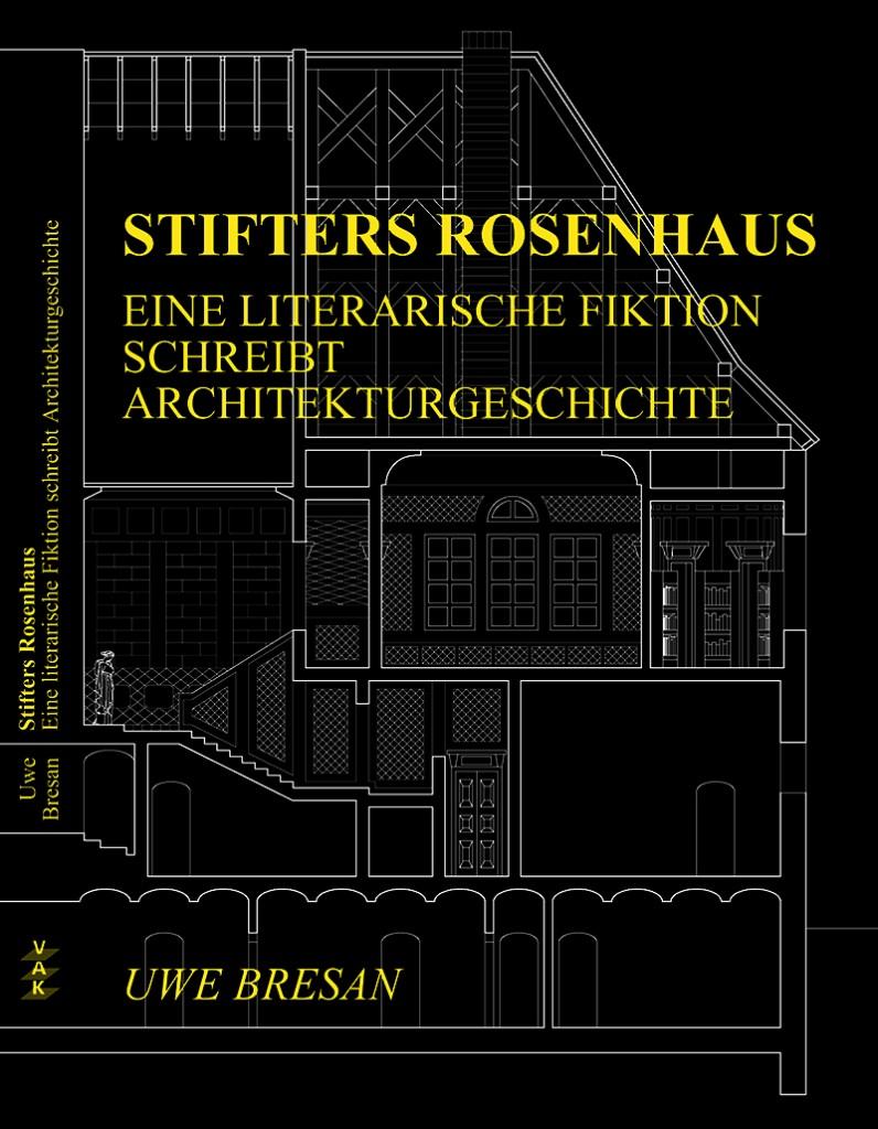 Stifters Rosenhaus Cover