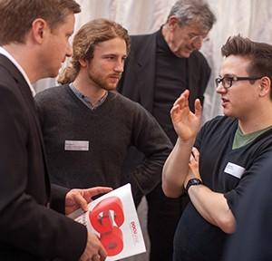 Diskussionsforum am 8. März 2013 im Deutschen Architekturzentrum Berlin
