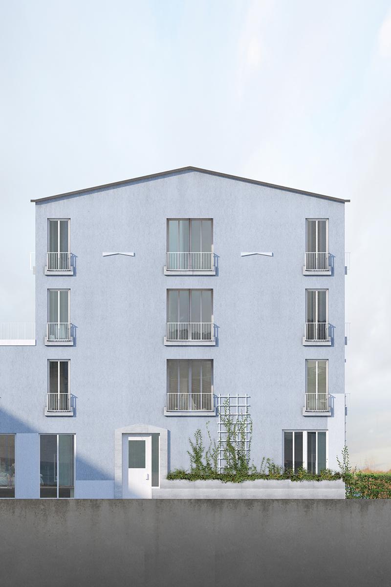 Architekt Aachen bartscher architekten bda branderhof ideenwettbewerb aachen