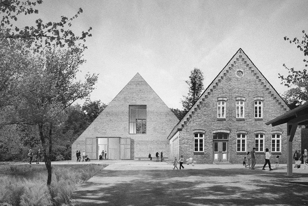 Bartscher Architekten BDA, Kreismuseum, Wettbewerb, Syke 2016