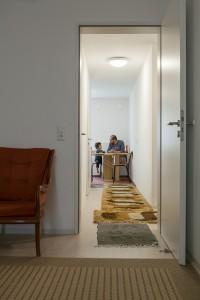 Gemeinschaftsunterkunft Reutlingen, 2016, Foto: Anja Weber