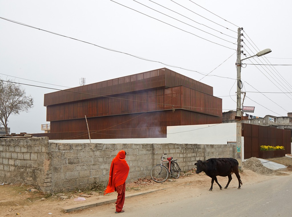 Latice House, Residential  project, Kashmir India , SPA Architects (Sameep Padora)