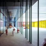 "RCR Arquitectes, Kindergarten ""El Petit Comte"", gemeinsam mit Joan Puigcorbé, Besalú, Girona, Spanien 2005-2010, Foto: Hisao Suzuki"