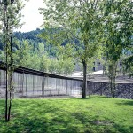 "RCR Arquitectes, Pavillon für das Restaurant ""Les Cols"", Olot, Girona, Spanien 2007-2011, Foto: Hisao Suzuki"