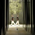 RCR Arquitectes, Sant Antoni (Bibliothek, Seniorenfreizeitstätte und Gartenanlage), Barcelona, Spanien 2002-2007, Foto: Hisao Suzuki