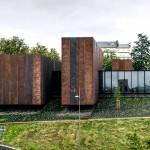 RCR Arquitectes, Museum in Soulages, gemeinsam mit Gilles Trégouët, Rodez, Frankreich 2008-2014, Foto: Hisao Suzuki