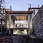 RCR Arquitectes, Wohnhaus, Olot, Girona, Spanien 2009-2012, Foto: Hisao Suzuki