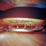 Frank Gehry, Pierre-Boulez-Saal der Barenboim-Said-Akademie, Berlin, 2014-2016, Foto:  Volker Kreidler/Barenboim-Said-Akademie