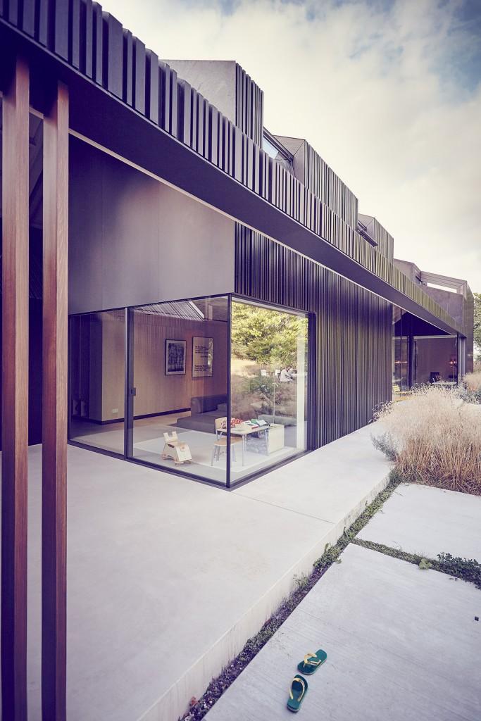 2. Preis: Villa Schoorl in Schoorl (Niederlande), Architekten: Studio Prototype (Amsterdam, Niederlande), Fotos: © HÄUSER / Robertino Nikolic