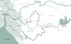 S.A.F.E. WATERSCAPE, bestehendes Wassersystem in Valenzuela City (Manila, Philippinen)