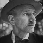 Porträt Otto Bartning, um 1930, Fotograf unbekannt (© Otto-Bartning-Archiv TU Darmstadt)