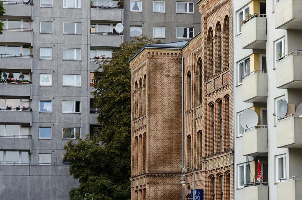 Alexander Nicolussi, Ritterstrasse in Kreuzberg
