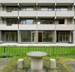 DeFlat Kleiburg, Amsterdam, NL Architects, XVW architectuur, Foto: Marcel van der Burg